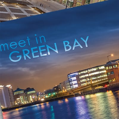 Green Bay Meetings Brochures
