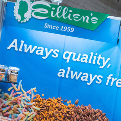 Eillien's Trade Show Display