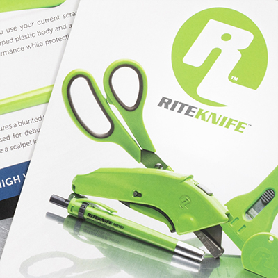 Rite Knife Marketing